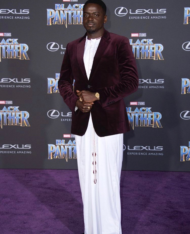 Last Night Was The Black Panther Premiere And It Was: BLACK PANTHER : THE RED CARPET