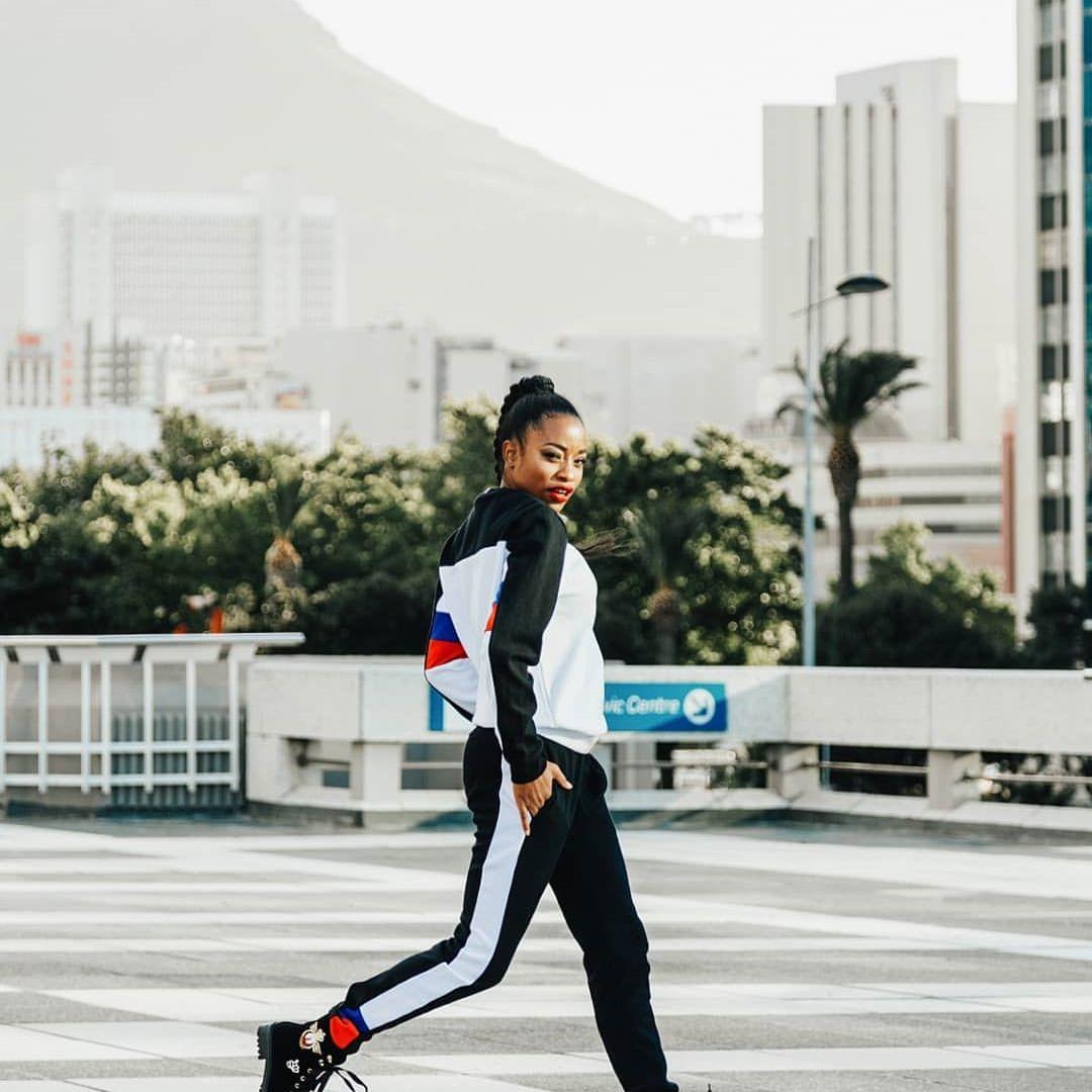 La tendance sportswear chic  eebcc45d283